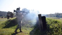 Soldiers Fire AT4 First Time • Could You Do Better?