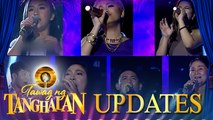 Who among the TNT Quarter 4 semifinalists will make it to the finals? | Tawag ng Tanghalan Update