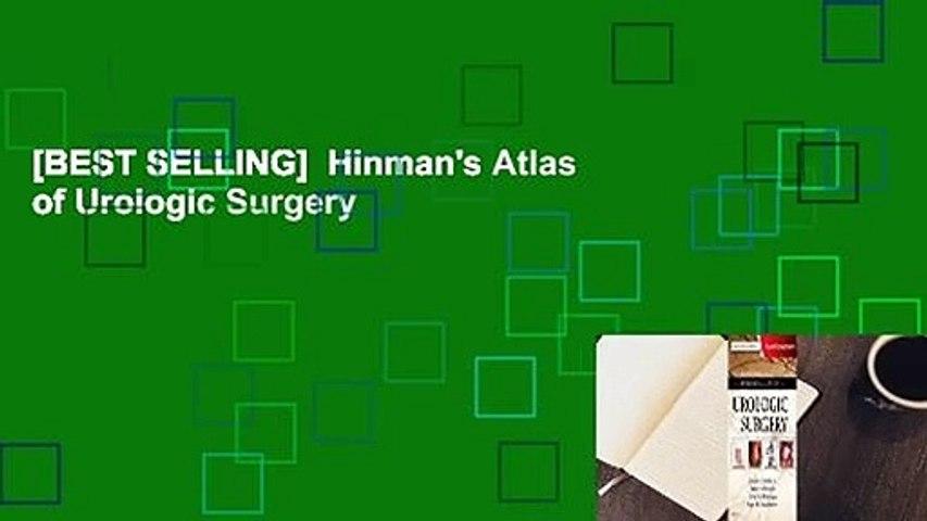 [BEST SELLING]  Hinman's Atlas of Urologic Surgery