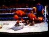 Batista vs rey mysterio vs undertaker