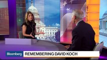 Remembering Billionaire Industrialist David Koch's Impact on Politics