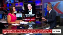 Conservative donor and philanthropist David Koch dead at 79
