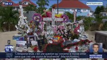 Saint-Barthélemy: la tombe de Johnny Hallyday va être déplacée