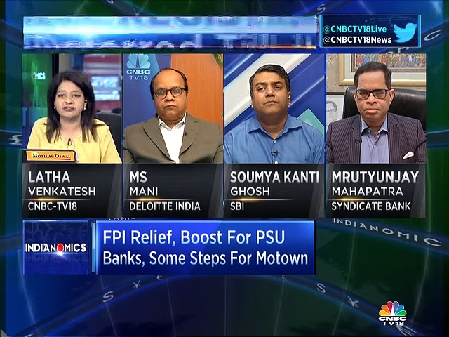 Measures announced by FM to boost the economy were pragmatic & balanced, says Soumya Kanti Ghosh of SBI