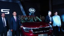 War movie Actor Tiger Shroff Launch of the Most Awaited  Mid-Suv of 2019 The Kia Seltos