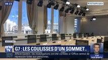 G7 à Biarritz: dans les coulisses du sommet