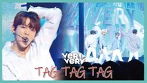 [HOT]  VERIVERY - Tag Tag Tag,  베리베리 - Tag Tag Tag  Show Music core 20190824