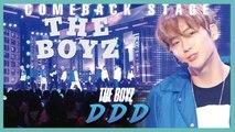 [Comeback Stage] THE BOYZ - D.D.D ,  더보이즈 - D.D.D Show Music core 20190824