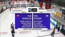 World Curling Tour, Baden Masters 2019, Team Schwaller (SUI) vs Team Paterson (SCO)