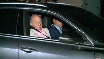 El Rey Juan Carlos ingresa en la Clínica Quirón