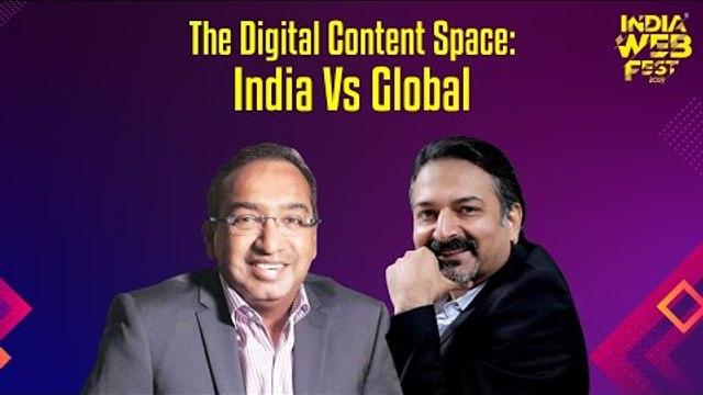 India Web Fest 2019: Anuj Gandhi in conversation with Sameer Nair