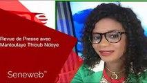 Revue de Presse du 24 Aout 2019 avec Mantoulaye Thioub