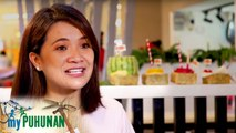 Dr. Rhecone Esmeria lists the materials they use for their fresh fruit juices | My Puhunan