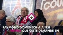 Estelle Denis : Raymond Domenech se confie sur sa demande en mariage ratée