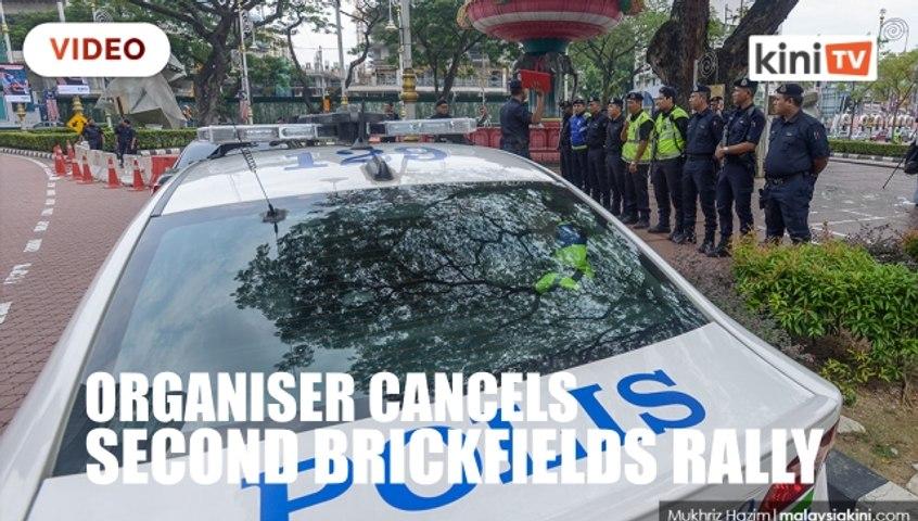 Anti-Zakir Naik rally called off, KL police chief thanks public