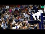 """US Open: Serena Williams accuse l'arbitre de """"sexisme"""" après sa défaite polémique en finale"""