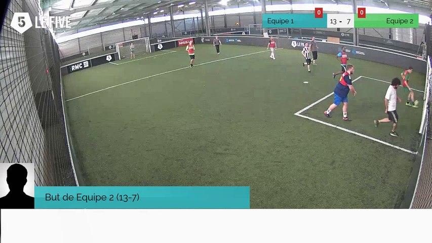 But de Equipe 2 (13-7)