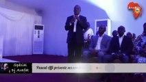 Pascal Affi présente ses condoléances à la famille de DJ Arafat