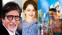 Hema Malini, Amitabh Bachchan & others wishes Janmashtami; Watch | FilmiBeat
