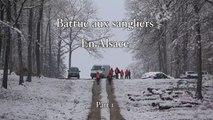 Chasse au sanglier,Battue aux sangliers en Alsace (Part 1)  Wild boar hunt, Beaten with wild boars in Alsace (Part 1)
