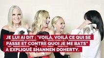 Shannen Doherty atteinte d'un cancer au stade avancé : l'actrice avait uniquement prévenu Brian Austin Green
