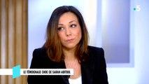 Le témoignage choc de Sarah Abitbol - C l'hebdo - 01/02/2020