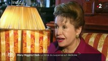 Mary Higgins Clark : la reine du suspense est décédée
