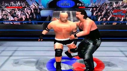WWE Smackdown 2 - GoldBerg season #6