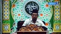 Andaikan tinta sebanyak lautan, maka tak akan cukup untuk menulis kalimat Allah, Pengajian Pagi KH. Abdul Ghofur,02022020