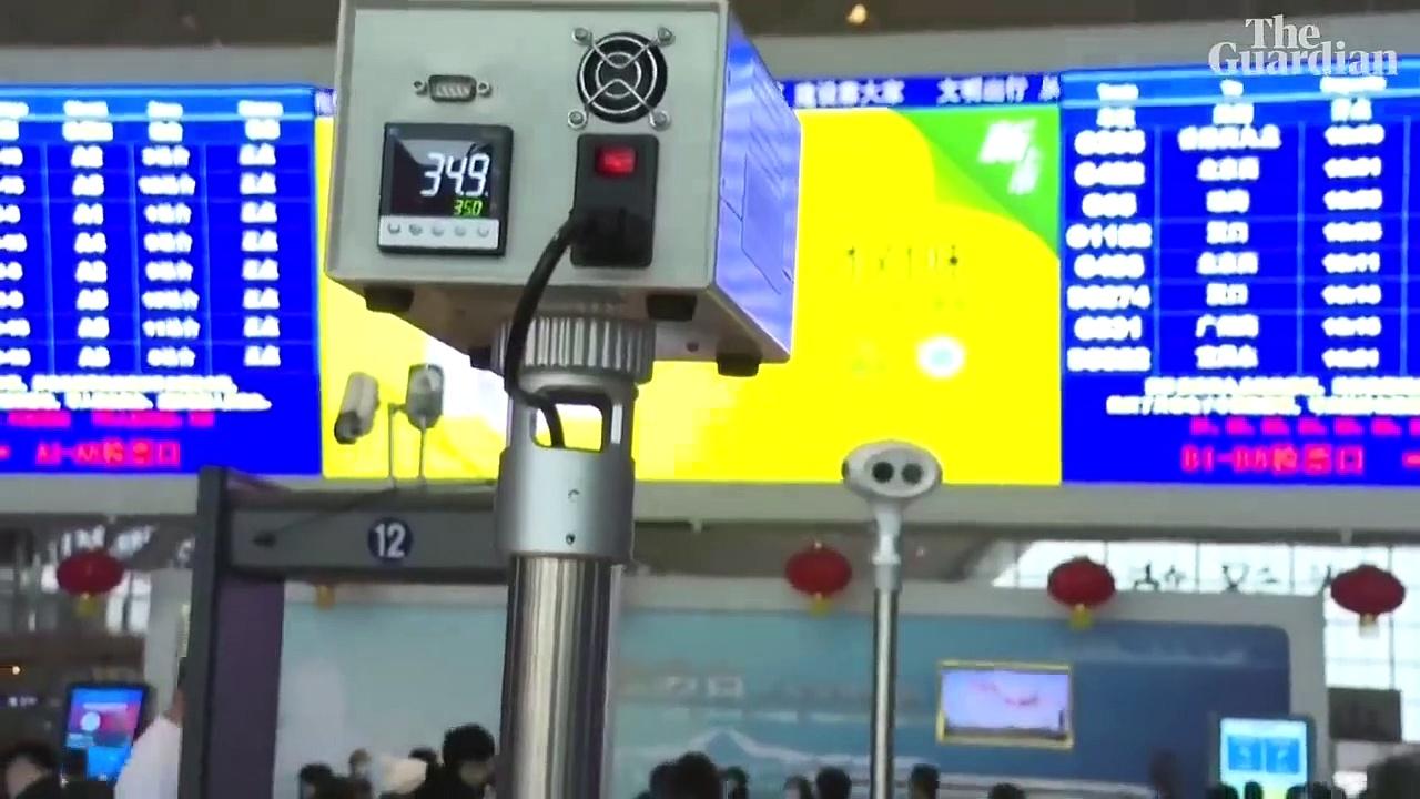 Coronavirus- Wuhan in lockdown as residents barred from leaving Chinese city