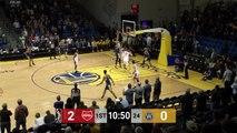 Shaq Buchanan (16 points) Highlights vs. Santa Cruz Warriors
