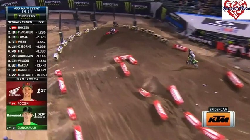 2020 AMA Supercross Round 5 Oakland - 450SX MAIN EVENT