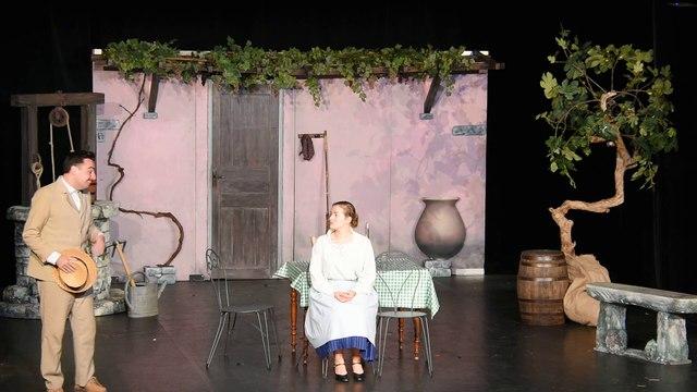 Extraits - Una Demanda en matrimoni - Théâtre Niçois de Francis Gag