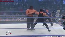 Undertaker vs The Great Khali No Holds Barred Match WWE Smackdown 2006