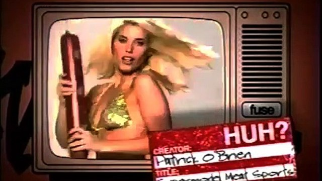 Fuse WTF?: Supermodel Meat Sports (2003 - 2004)