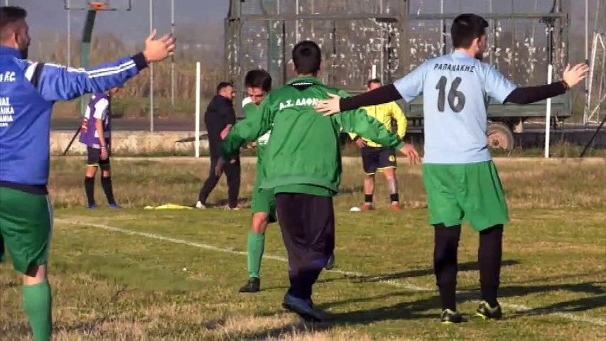 Καλύβια-Παμμωλιακός 2-3