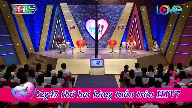 BẠN MUỐN HẸN HÒ #290 - Cô gái Quảng Ngãi cực khó tính từ chối chàng trai Bình Định không cảm xúc
