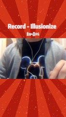 【Record-Illusionize】唱这段魔性曲送给你们蹦哒,新年蹦好运哈!