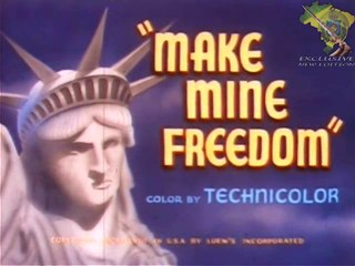 Make Mine Freedom (New Edition - Remastered - Remixed - HD)