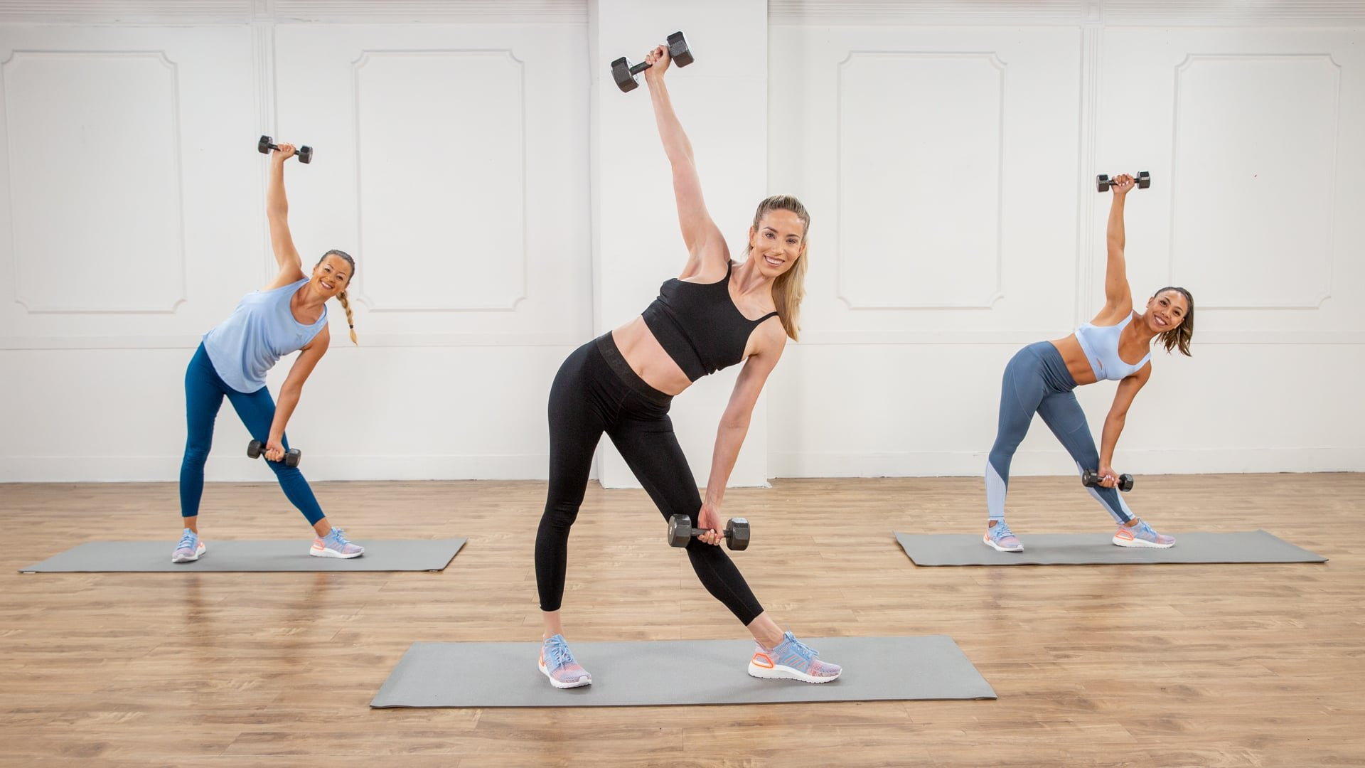 20-Minute Toned Arms and Abs Workout