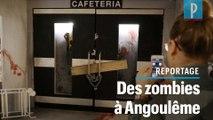 Avec «The Walking Dead», le festival d'Angoulême n'a pas échappé aux zombies