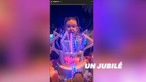Kylie Jenner a créé un parc d'attraction éphémère pour les 2 ans de sa fille