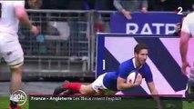 Rugby : les Bleus créent l'exploit face à l'Angleterre