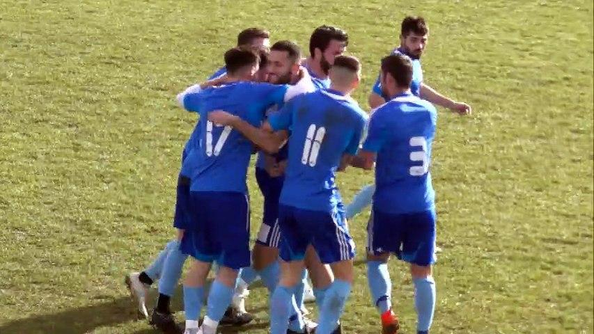 Κιθαιρώνας Καπαρελλίου-Παλληνιακός 1-0