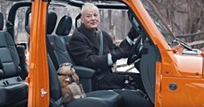 Groundhog Day 2 : Bill Murray - in Jeep Super Bowl Commercial 2020