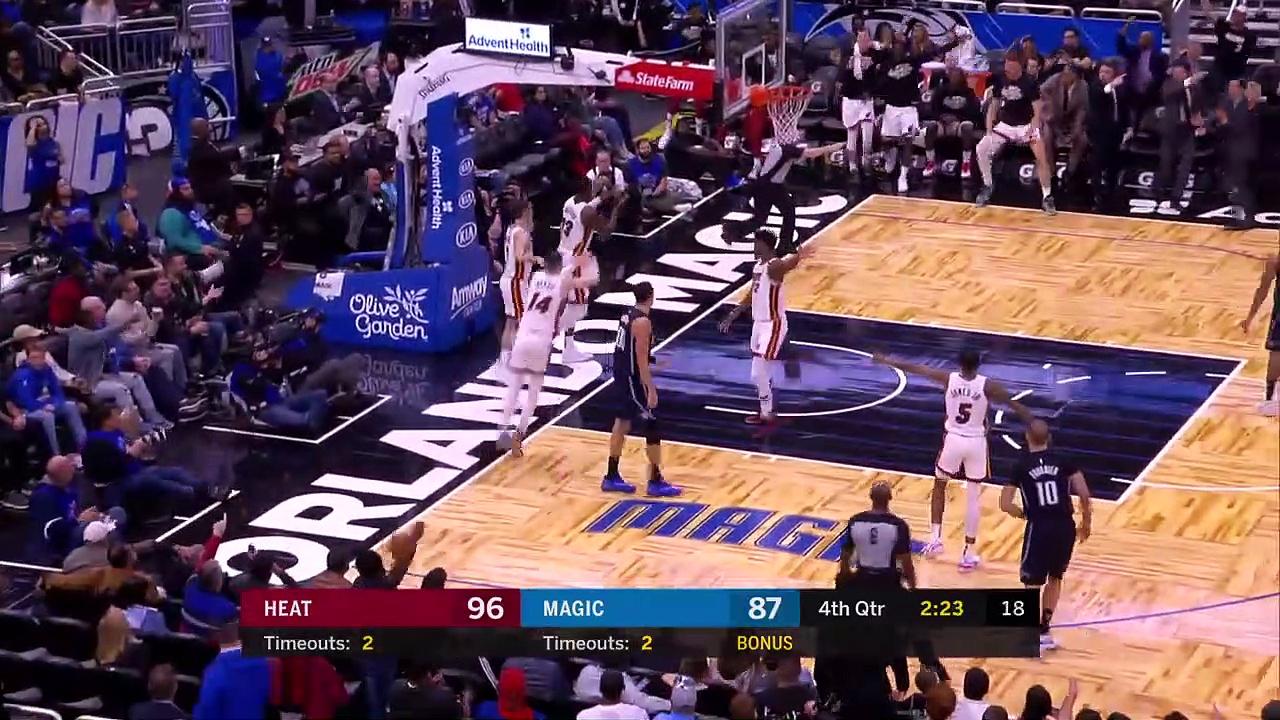 NBA'de Gecenin En Güzel 10 Oyunu | 01.02.2020