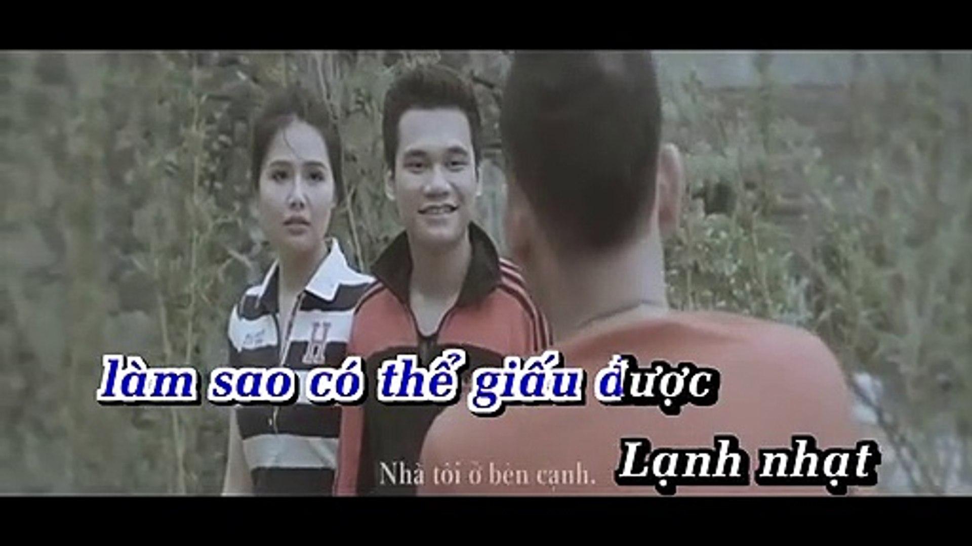 [Karaoke] Đừng Cố Yêu - Khắc Việt [Beat]