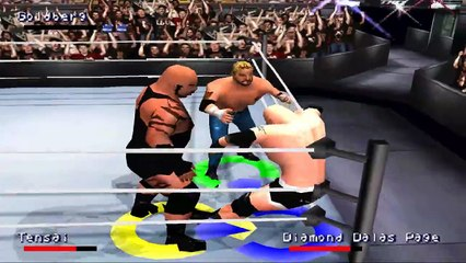 WWE Smackdown 2 - GoldBerg season #15
