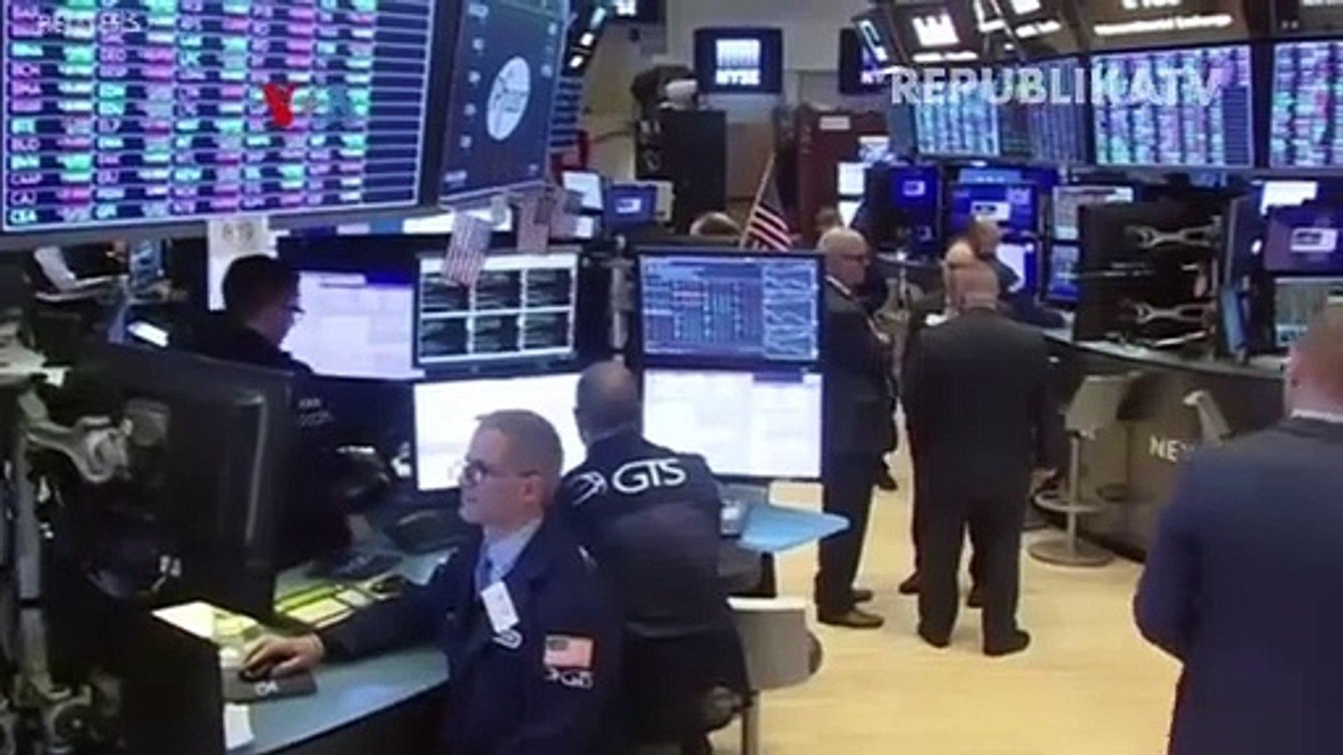 Virus Corona dan Keresahan Investor di Wall Street
