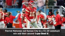 Chiefs win first Super Bowl in 50 years